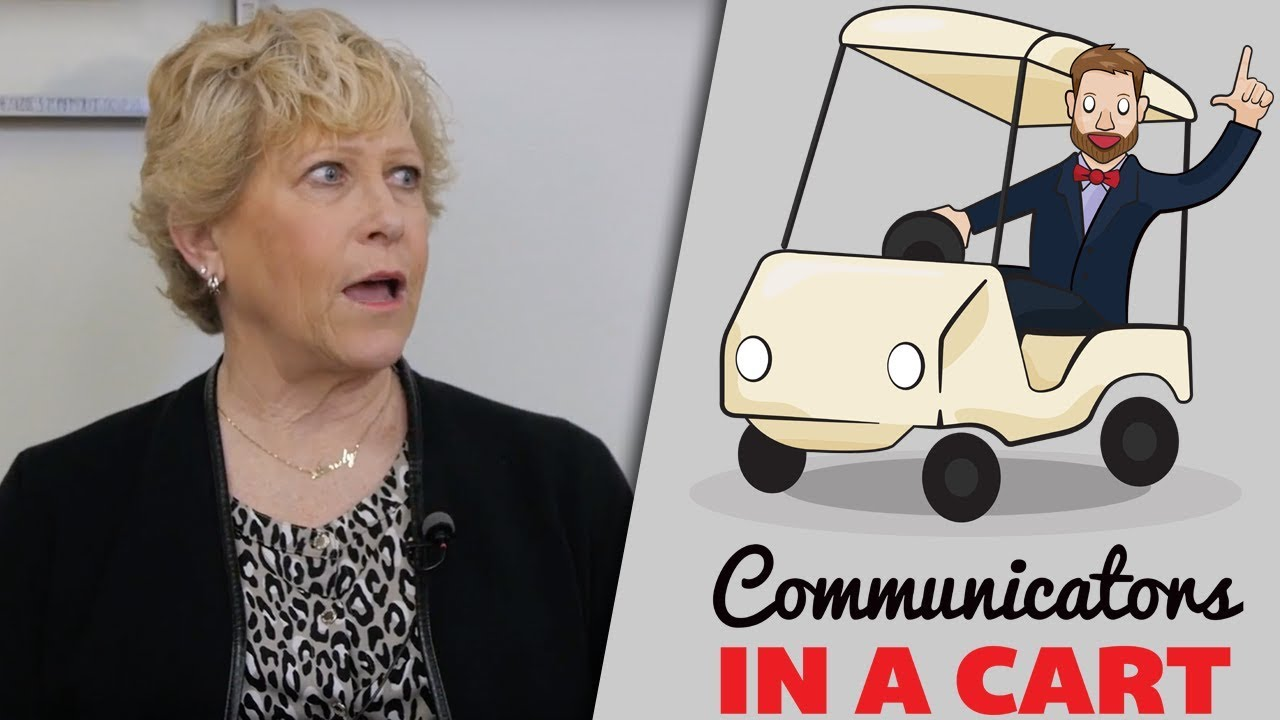 Sandy Collins | Communicators In A Cart