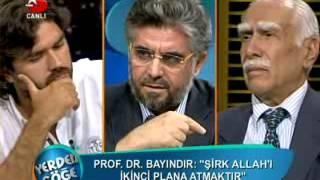 Mevlevilik Tartışması - Prof.Dr.Abdulaziz Bayındır - Doç.Dr.Emin Işık - Yerden Göğe - StarTv