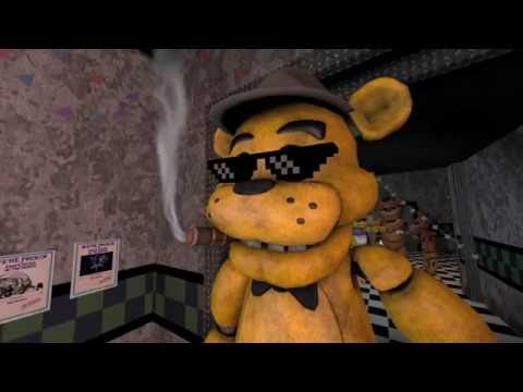 TURN DOWN FOR WHAT FNAF