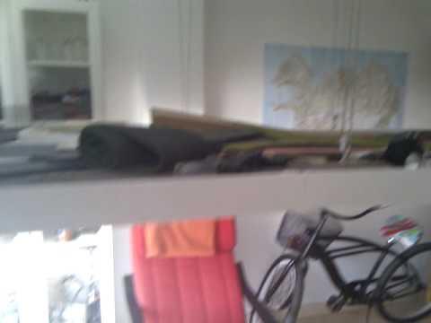 scalextric colgado del techo