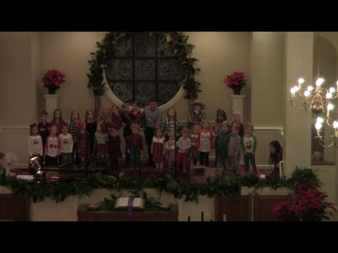 Children's Program Christmas 2018