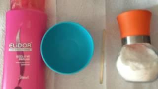 Şampuan ve Tuz ile Slime Yapımı