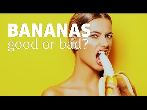 Are Bananas Good For You or Are They Too High in Sugar?