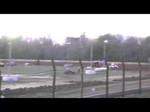 Josh Hot Lap  Thunderbird Speedway 04/13/2013