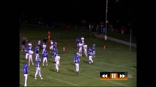 Bishop Ludden's Joseph Connor football highlights