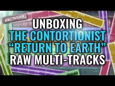 [ UNBOXING ] The Contortionist