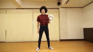 【RAB】オタクでもできる簡単ブレイクダンス講座 トーマス編【リアルアキバボーイズ】 thumbnail