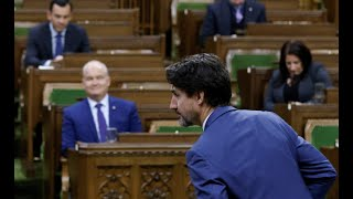 COVID CONCEALMENT? Trudeau's too busy to answer questions