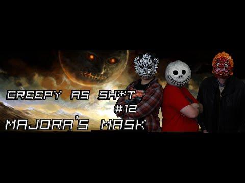 Creepy as Sh*t - séance 12 - The Legend of Zelda: Majora's Mask (La sélénophobie)