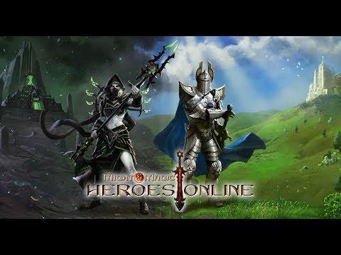 Герои  Меча и магии онлайн. Небольшой обзор 2018