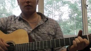 Уроки игры на гитаре стиля Fingerstyle для новичков. Урок 1