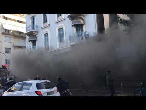 Πλατεία Βικτωρίας: Έκρηξη σε κατάστημα - Αναφορές για τραυματίες