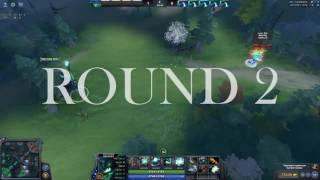 Outworld Devourer vs  Morphling / ОД против Морфлинг