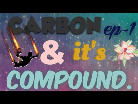 Carbon And Its Compound Ep 1st Covalent Bond Lewis Dot