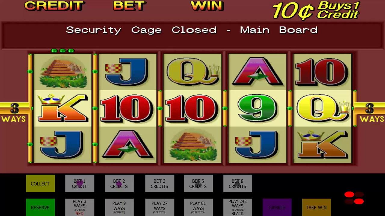 Game with no name slot machine