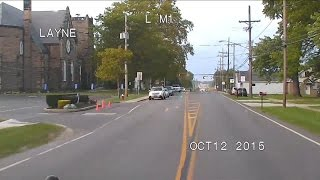 Dash-cam footage from Manziel domestic argument