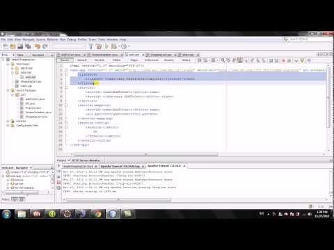 11-Web Developing with JavaEE-Shopping Cart-Sinhala