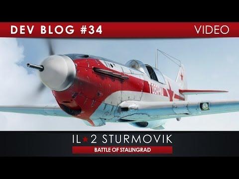 IL-2 Sturmovik: Battle of Stalingrad - LaGG-3 Skin for Founders