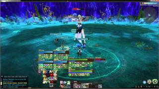archage sea of drowned love weekend dungeon boss bard pov