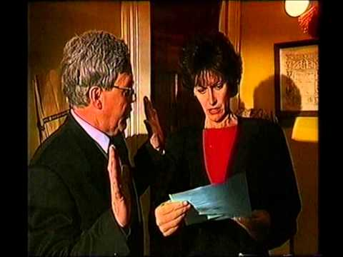 McPhail & Gadsby - Helen Clark and Doctor Michael Cullen