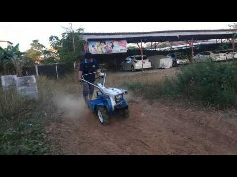 รถไถพรวนดินมือสอง (093)359 0908 siamtractor.com