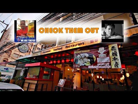 BEST JAPANESE RESTAURANT IN PHUKET TOWN
