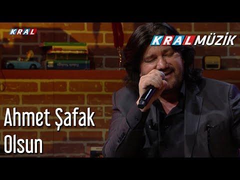 Olsun - Ahmet Şafak