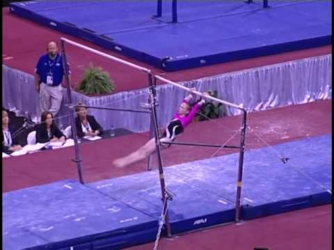 Bridget Sloan - Uneven Bars - 2006 Visa Championships - Day 2