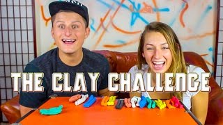 THE CLAY CHALLENGE (BF VS GF CHALLENGE)