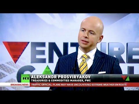 Alexander Prosviryakov. Rockin' Russia. Venture Capital. RT. 26.12.14.