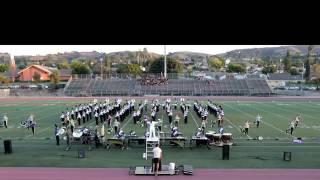 California HS Condor Entertainment Unit @ RHFS on 10/08/2016