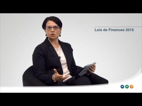 [Avis d'expert MMA] Lois de finances : quels impacts en 2016 ?