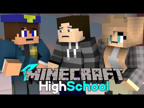 Police Action | Minecraft HighSchool [S1: Ep. 17 Minecraft Roleplay Adventure]