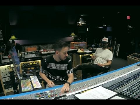 Linkin Park post teaser from studio - new Ex-DEO - Carnifex cover Slipknot - Pierce The Veil