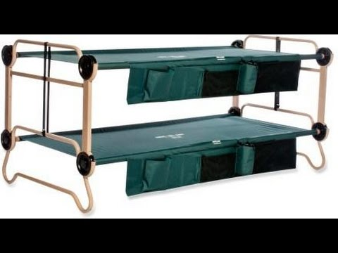 Review: Camo-O-Bunk XL Cots