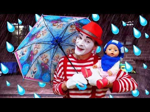 Беби Бон гуляет - Одежда для Беби Бон. Видео для девочек - Играем в куклы