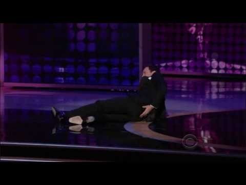 Thumbnail: Jimmy Fallon fall on the Emmys (HQ)