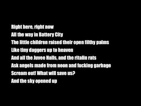 My Chemical Romance - Na Na Na - lyrics