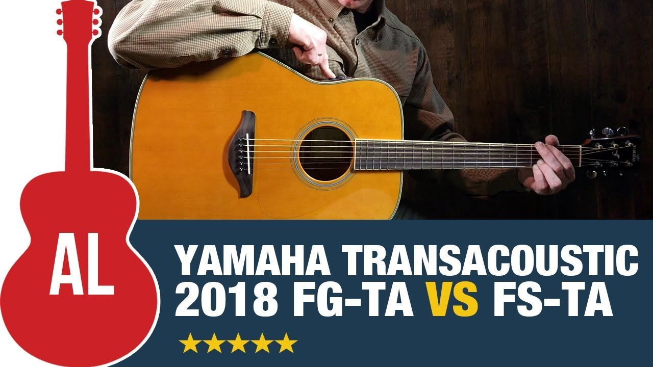 Yamaha Fs Vs Fg S
