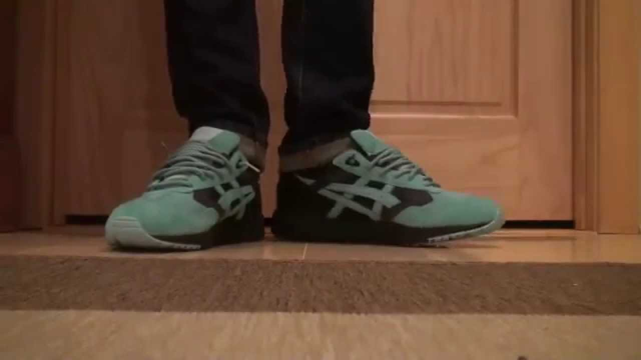best loved 1ad7b 73041 Ronnie Fieg x Diamond Supply Co. x Asics Gel Lyte V and Gel Saga Review and  On Foot by Gene13