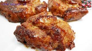 THỊT KHÌA / THỊT RAM - Cách làm món Thịt Heo khìa thơm ngon đậm vị mềm ngọt Thịt by Vanh Khuyen