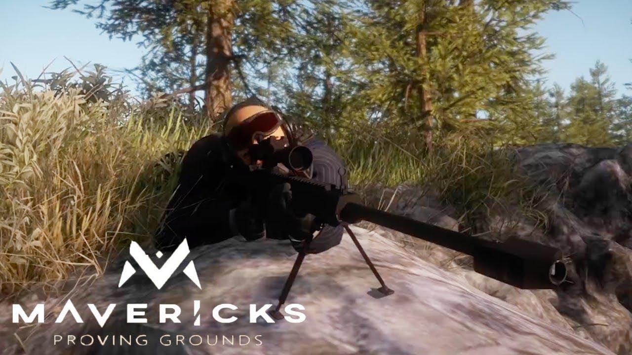Download MAVERICKS Official Trailer & News | PC Gaming Show E3 2018