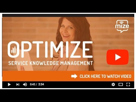 Mize Knowledge Management System