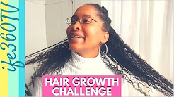FENUGREEK HAIR GROWTH CHALLENGE WRAP UP | Natural Hair