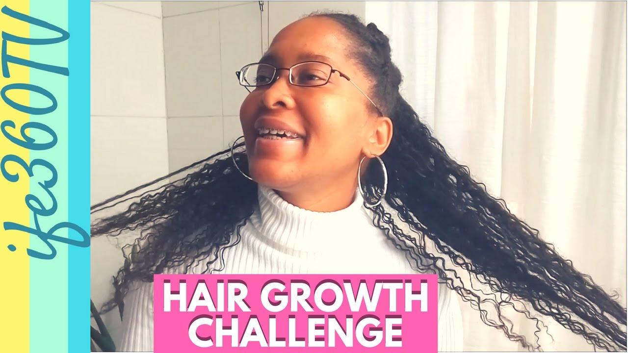 FENUGREEK HAIR GROWTH CHALLENGE WRAP UP Natural Hair
