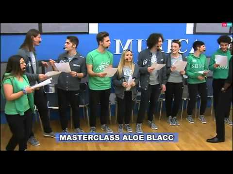 Wake me up (Avicii) - Amici 13 - Aloe Blacc