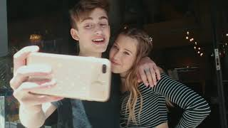 Baixar A date with Johnny Orlando x Claire's