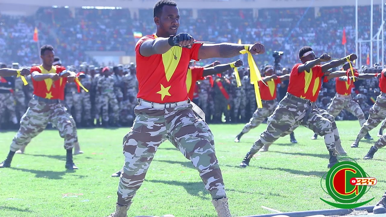 ፀላእቲ ዘርዕድ ምርኢት ኮማንዶ ፍሉይ ሓይሊ ትግራይ Tigray Special force