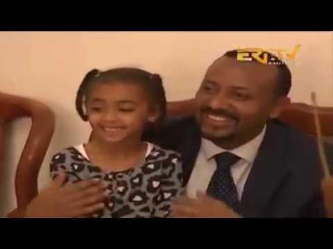last day of dr abiy ahmed in Eritrea Asmara 2018 ዶተር አቢ አህመድ