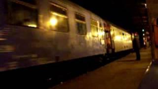 Trenul de noapte pleaca din Oradea (Night train-Treno notte)